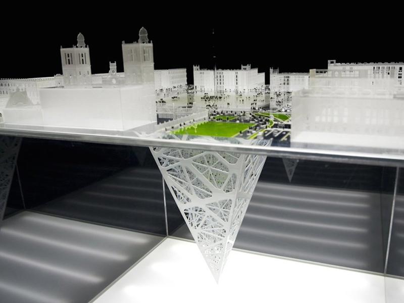 7 признаков архитектуры будущего (7 фото)