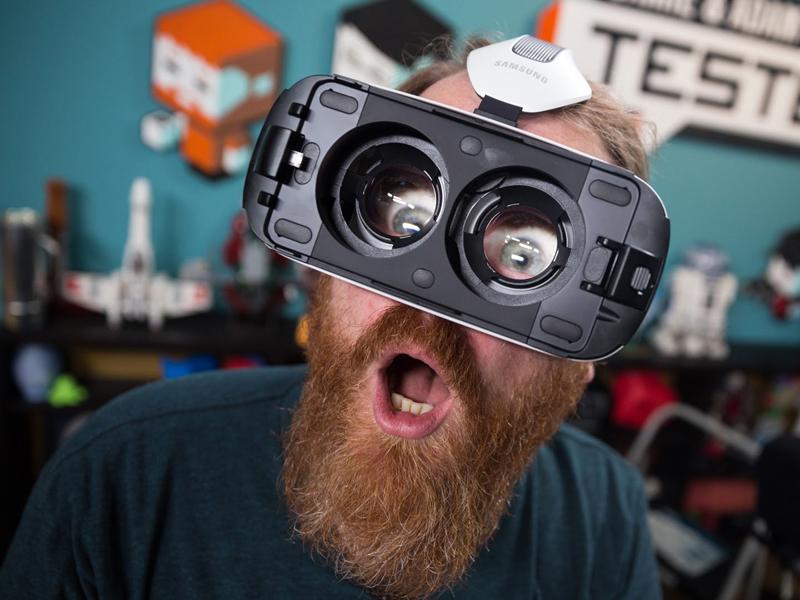 Почему виртуальная реальность скоро изменит мир (6 фото)