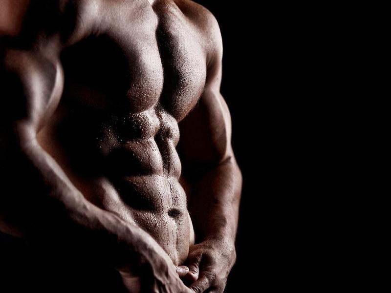как сжигается жир на животе