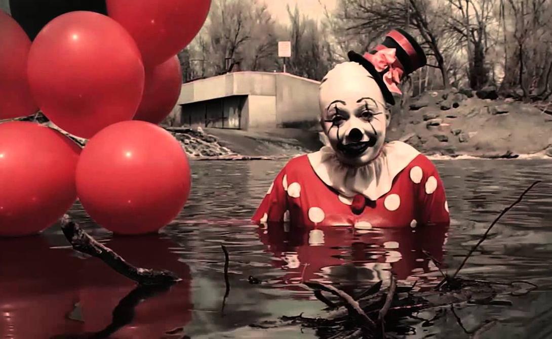 history of clowns