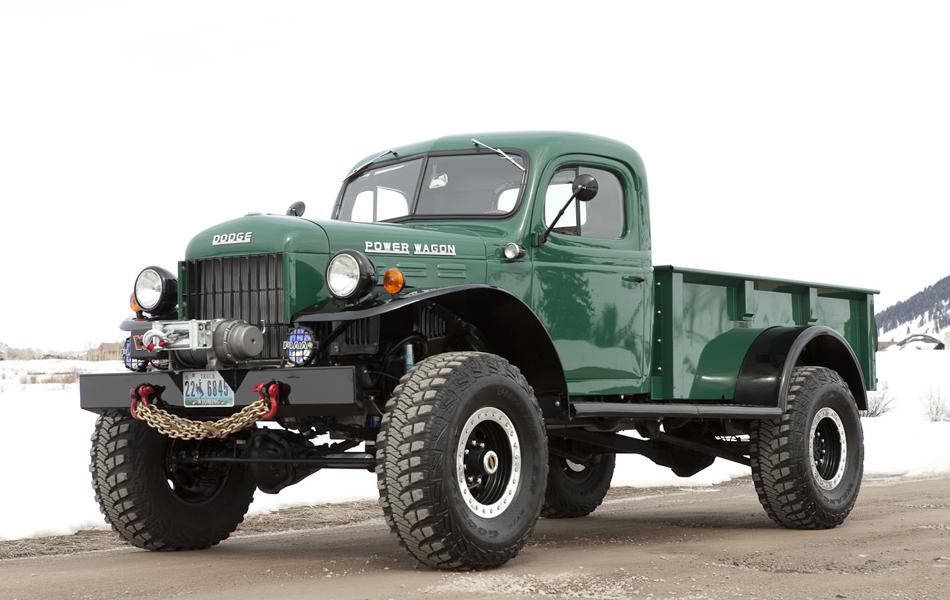 <p><strong>Legacy Classic Trucks Power Wagon</strong></p><br /> <p>Willys MB — классический американский внедорожник имеет богатую историю. Он участвовал в различных военных конфликтах, работал на бездорожье по всему миру и сегодня является объектом вожделения коллекционеров по всему миру. Legacy Classic выпускает кастом-версии знаменитого внедорожника, от которого остается только кузов. Внутри — 6,7-литровые двигатели от современных Dodge, трансмиссии с понижающими передачами и мощные шасси с блокировками дифференциалов и 42-дюймовые шины, на которых можно пересечь любое препятствие. Опционально, на машины устанавливают системы лебедок, подкачки шин и другие внедорожные приспособления.</p>