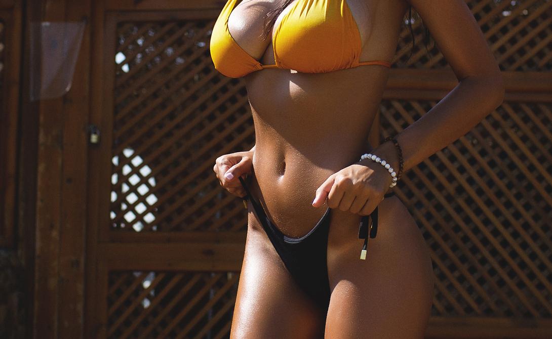 красивая фигура и грудь фото