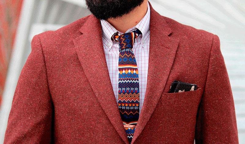 Как правильно носить галстук
