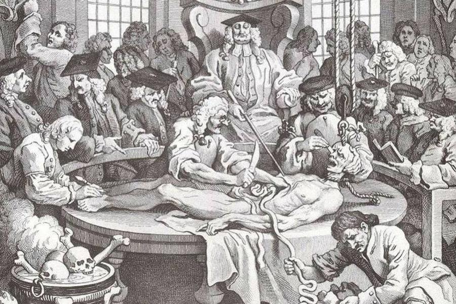 Средне вековые оргии