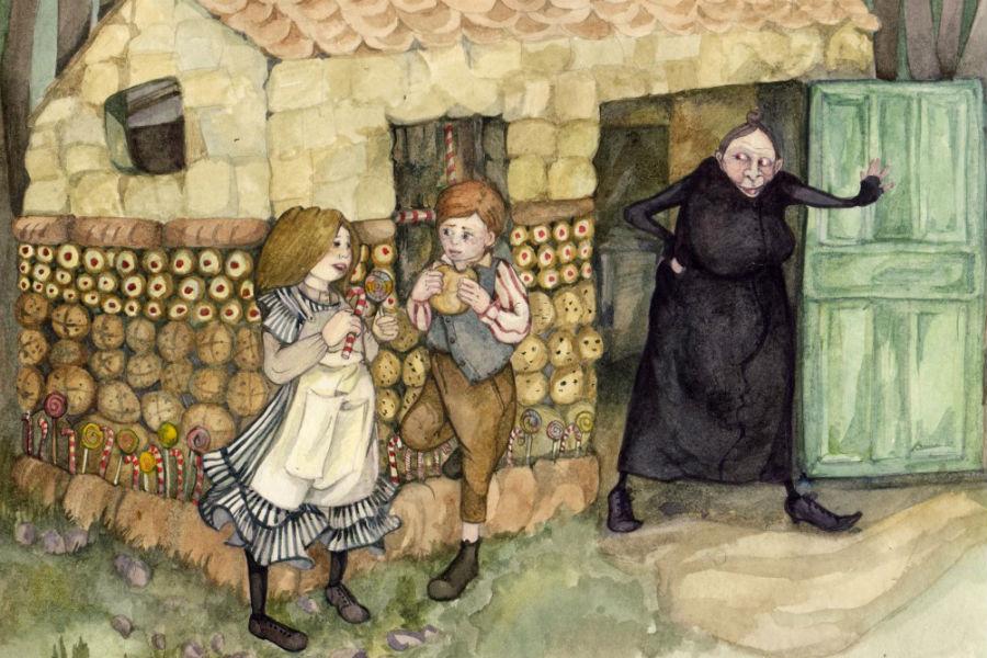 Реальные истории, которые стали знаменитыми сказками (8 фото)