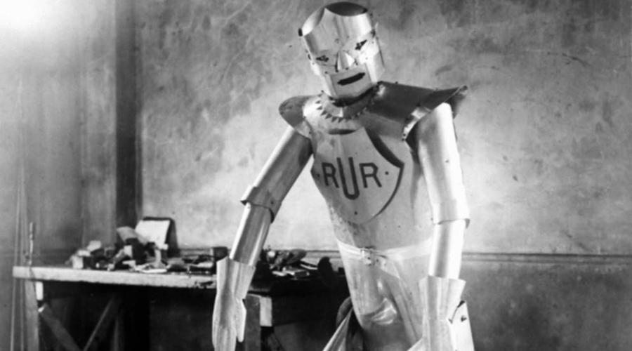 Эти роботы из прошлого могли курить, стрелять и наливать (7 фото)