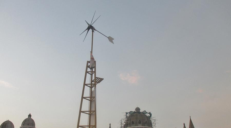 Экономия года: электростанция по цене iPhone (6 фото)