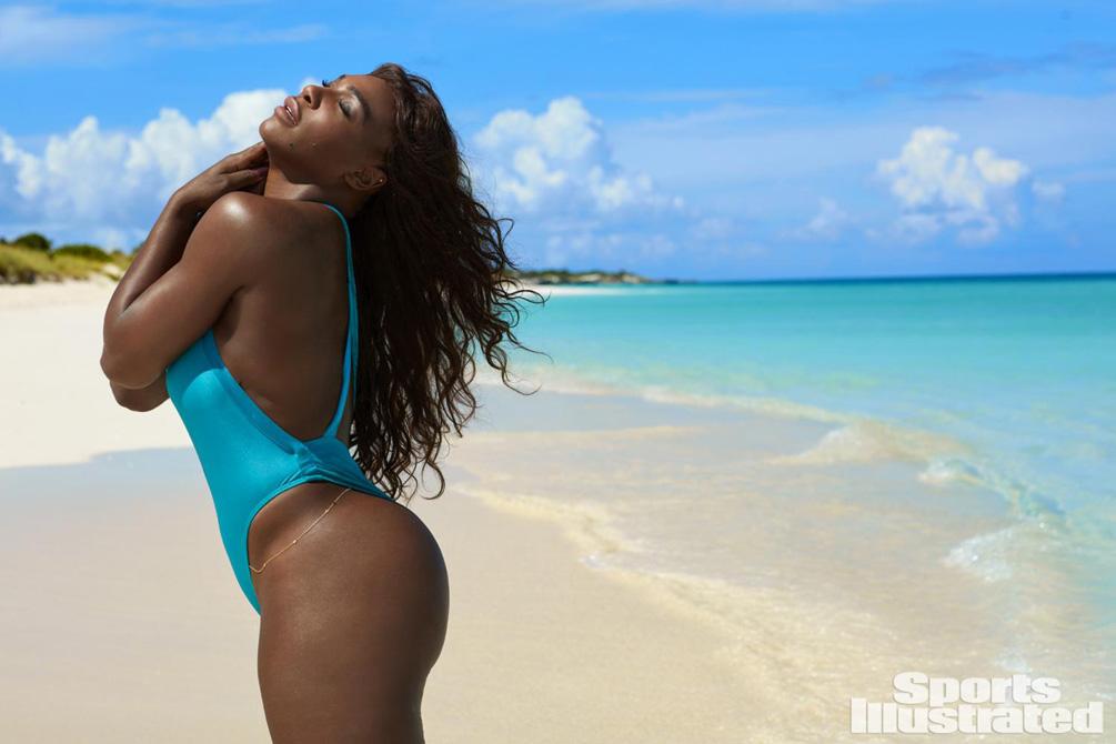 Serena william topless